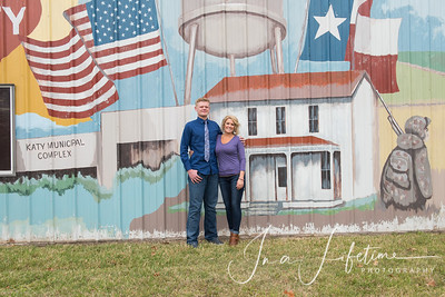 Katy Heritage Park Family Photos