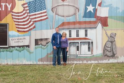 Katy Heritage Park Family Photos