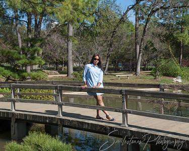 Hermann Park Senior Pictures