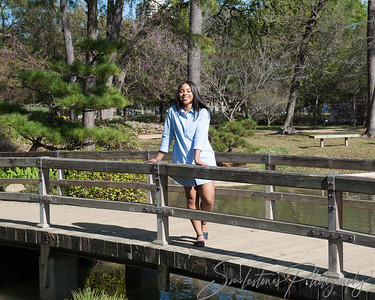 Hermann Park Senior Pictures