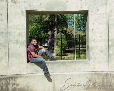 Spring High Senior photography photos
