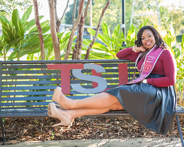 Texas Southern University Senior Photography Photo