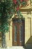 Residence doorway in Famagusta, Cyprus.