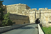Venetian walls of the City of Famagusta, Cyprus.
