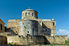The St. Barnabas Church and Monastery near Salamis, North Cyprus.