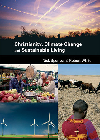 Christianity, Climate Change And Sustainable Living - (WIND TURBINE IMAGE ONLY)