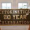 Cytokinetics 20th Anniversary Party - 20th January 2018.