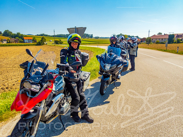 Czech-Hungary Motorcycle Tour - August 09 2018