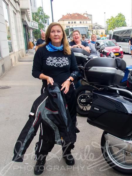 Czech-Hungary Motorcycle Tour 2018