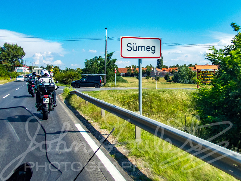Czech-Hungary Motorcycle Tour 2018
