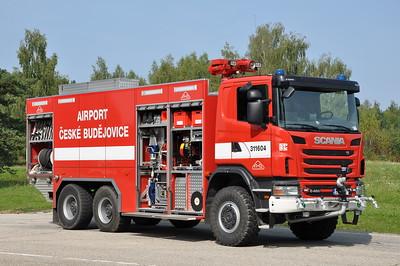 Airport Fire Brigade