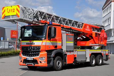 Professional Fire Brigade / Hasičský Záchranný Sbor