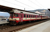 854 223 (95 54 5854 223-5 CZ CD) at Usti nad Labem hlavni nadrazi on 13th February 2014 working R1169