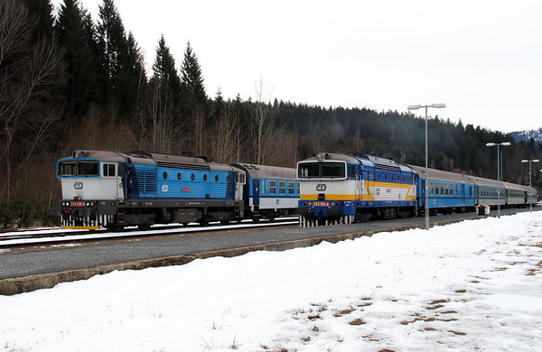 Czech Rep : February 2014