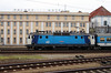 2) 163 249 (91 54 7163 249-6 CZ CD) at Usti nad Labem hlavni nadrazi on 13th February 2014 working OS6878