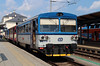 809 209 (95 54 5809 209-0 CZ-CD) at Opava Vychod on 12th June 2015 (2)