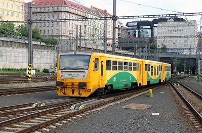 814 216 (95 54 5814 216-8 CZ-CD) at Prague Hlavni Nadrazi on 16th June 2015 (2)