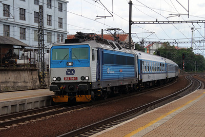 362 109 (91 54 7362 109-1 CZ-CD) at Prague Liben on 27th June 2016 (2)