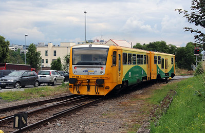 814 138 (95 54 5814 138-4 CZ-CD) at Prague Veleslavin on 27th June 2016  (3)