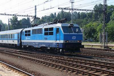 151 001 (91 54 7151 001-5 CZ-CD) at Zabreh na Morave on 24th June 2016 (2)