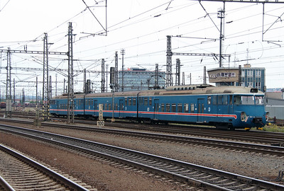 451 001 at Prague Liben on 27th June 2016 (1)