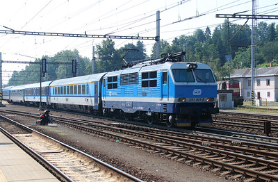 151 001 (91 54 7151 001-5 CZ-CD) at Zabreh na Morave on 24th June 2016 (1)