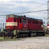 742 208 (92 54 2742 208-2 CZ-CDC) at Otrokovice on 5th July 2014 (3)