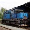 742 262 (92 54 2742 262-9 CZ-CDC) at Otrokovice on 5th July 2014