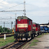 742 208 (92 54 2742 208-2 CZ-CDC) at Otrokovice on 5th July 2014 (2)