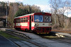 810 501 at Ledecko on 4th March 2015 working Os9209