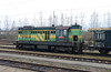 743 009 at Cicenice on 5th March 2015 (5)