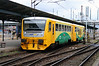 814 304 (95 54 5814 304-2 CZ-CD) at Plzen Hlavni Nadrazi on 5th March 2015 (2)