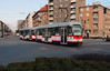 tram, 104 at Olomouc on 12th March 2015