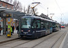 tram, 235 at Olomouc on 12th March 2015