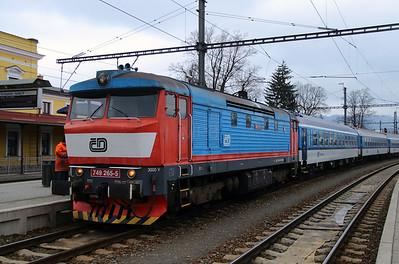 Czech Republic : March 2015