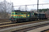 743 009 at Cicenice on 5th March 2015 (2)