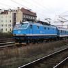 150 225 (91 54 7150 225-1 CZ-CD) at Prague Vrsovice on 27th Ocotber 2017 (1)