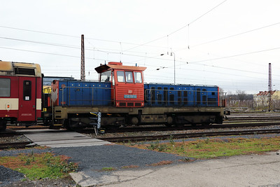 714 231 (92 54 2714 231-8 CZ-CD) at Prague Bubny Vltavska on 31st October 2017 (6)