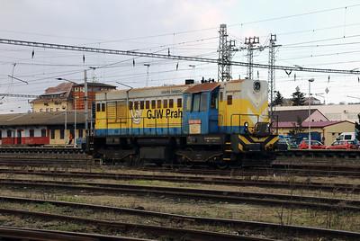 GJW, 740 561 (92 54 2740 561-6 CZ-GJW) at Lysa nad Labem on 30th October 2017 (7)