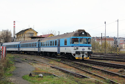 Abfbdtn, 80 29 224-4 (50 54 80 29 224-4 CZ-CD) at Prague Bubny Vltavska on 31st October 2017 (2)