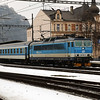 162 035 (91 54 7162 035-0 CZ-CD) at Usti nad Labem Hlavni Nadrazi on 6th February 2017 (2)