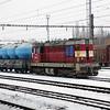 742 357 (92 54 2742 357-7 CZ-CDC) at Sokolov on 7th February 2017 (2)