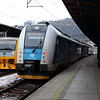 441 002 (94 54 1441 002-3 CZ-CD) at Usti nad Labem Hlavni Nadrazi on 7th February 2017 (2)