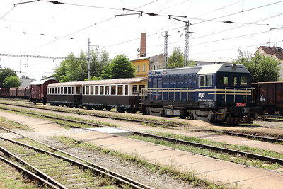RCAS, T435 097 (92 54 2720 097-5 CZ-RCAS) at Pisek on 2nd July 2017 (3)