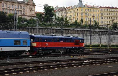 749 121 (92 54 2749 121-0 CZ-CD) at Prague Hlavni Nadrazi on 2nd July 2017 (7)