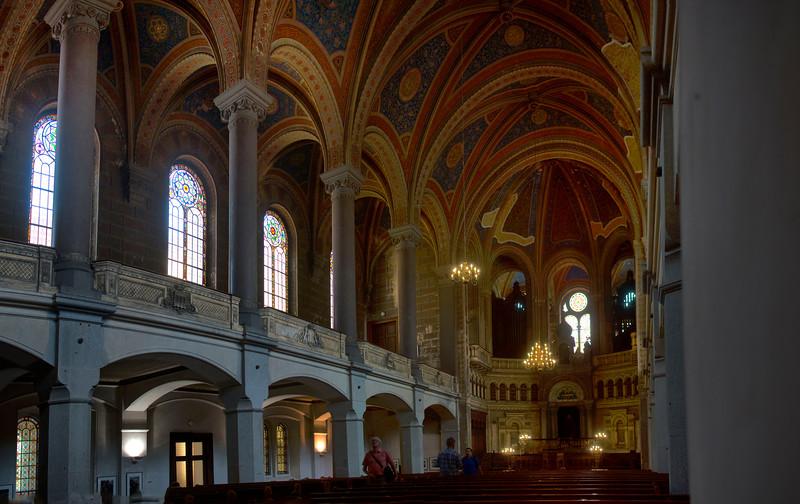 Great Synagogue; Pilsen; Czech Republic