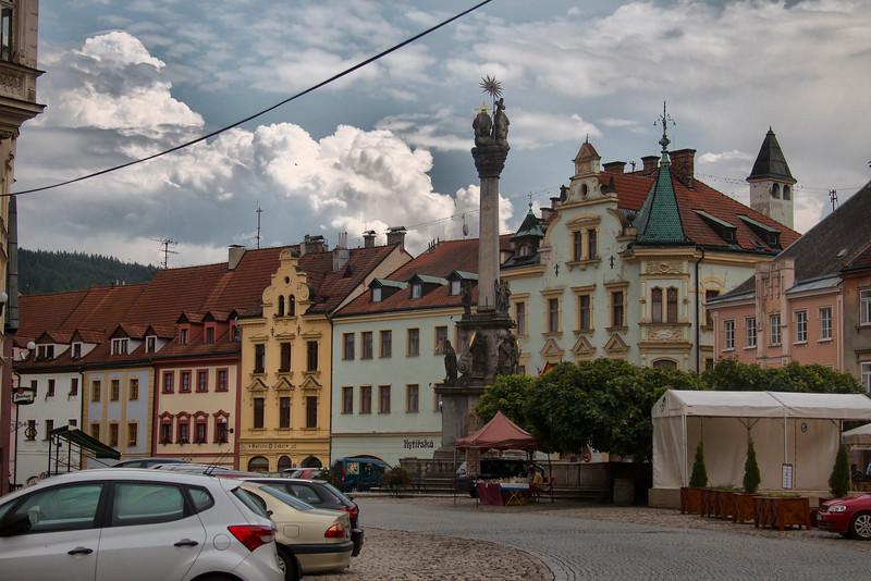 City of Loket, Czech Republic / Hrad Loket. Czech Republic