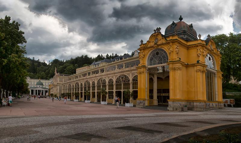 The Colonnade, Mariánské Lázně, Czech Republic