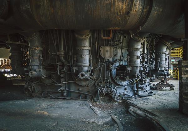 Under blast furnace