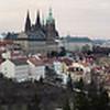 View from Strakhov abbey (Panasonic FZ2)